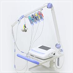 心電図検査装置